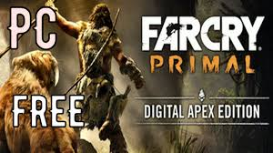 FAR CRY PRIMAL PC Game 100% Working Trainer Free Download